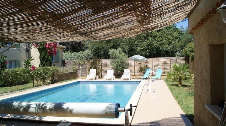 T2 labellisé Tourisme avec piscine