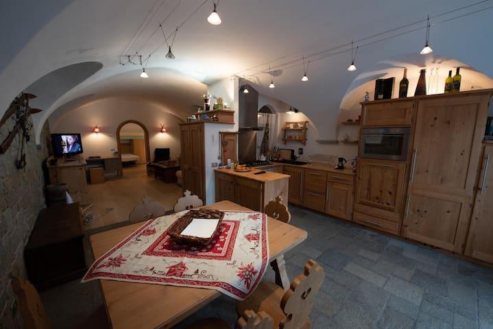 Casa Aosta, comfort nelle Dolomiti
