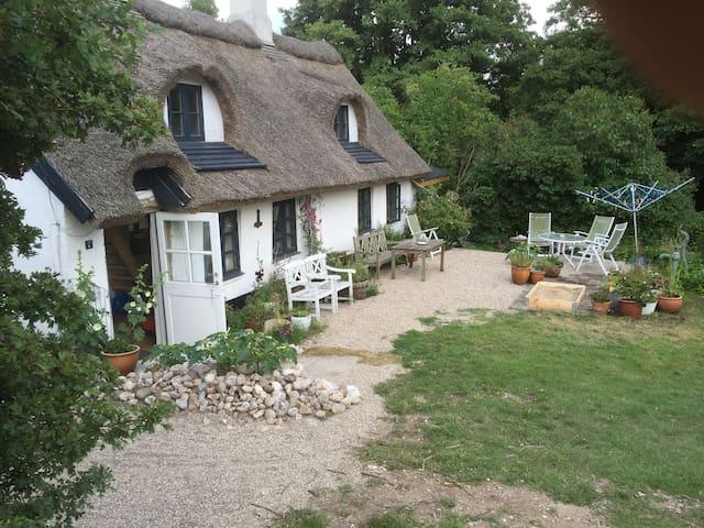 Dänisches Urlaubsidyll mit allem modernen Komfort