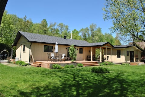 Red River, 4-person cottage