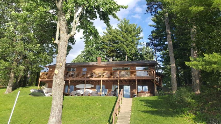 Irogami Lake Vacation Lodge