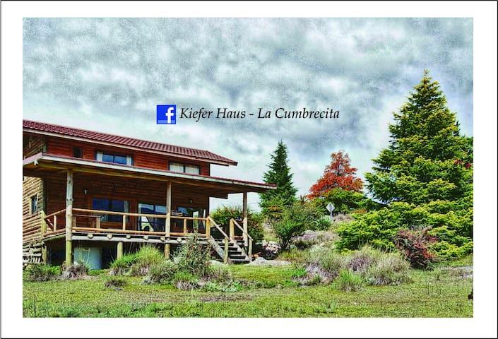 Cabaña Kiefer Haus -  La Cumbrecita