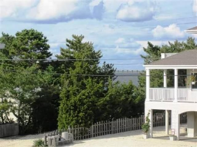 Great LBI getaway! 3 blks to ocean, good location - Long Beach Township - Appartement