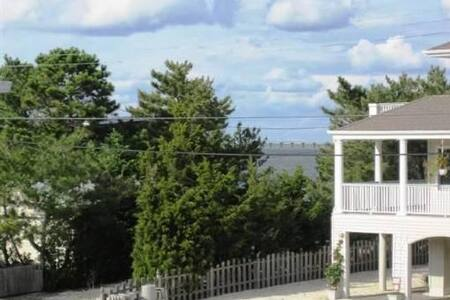 Great LBI getaway! 3 blks to ocean, good location - Long Beach Township - Apartment