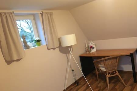 Wunderschöne Dachgeschoss Wohnung - Meppen - Huoneisto