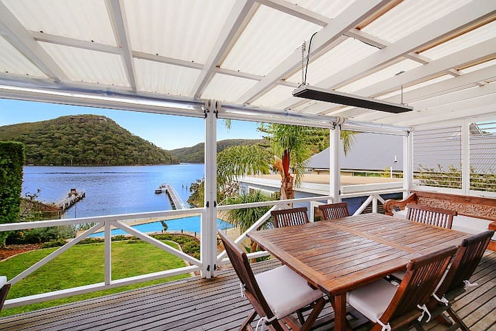 Little Blue Cottage - Woy Woy Bay - House
