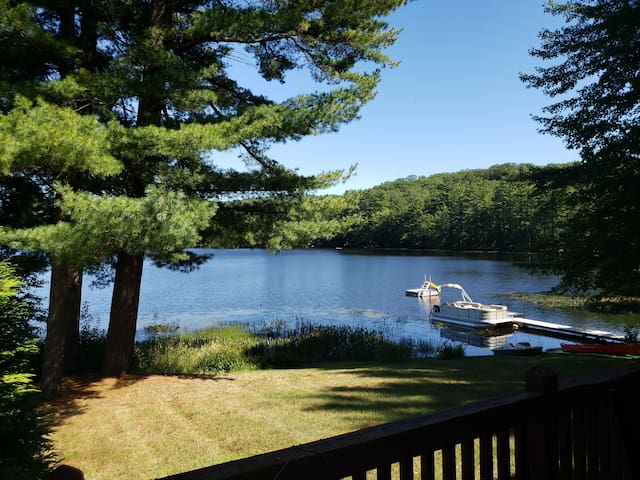 Waterfront Bliss - New Hampshire