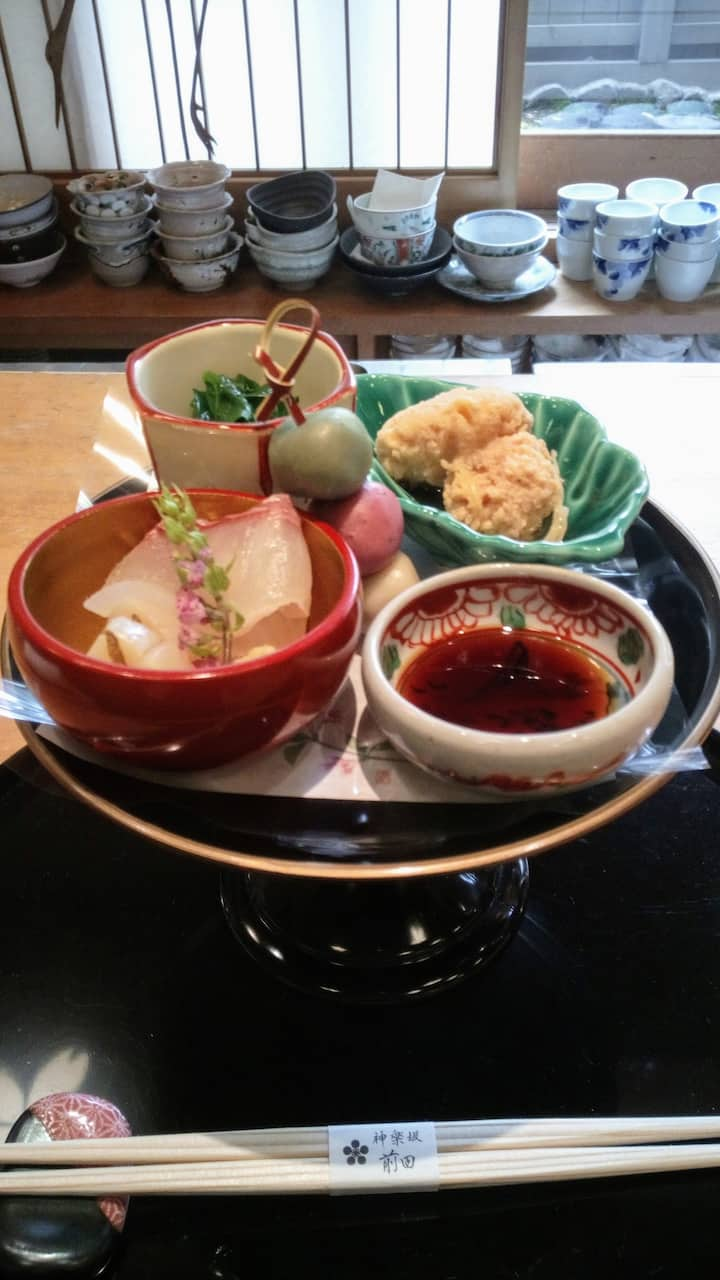 High quality Kaiseki