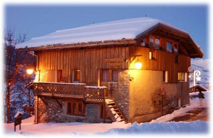 Chalet La Vieille Maison - Aime - House