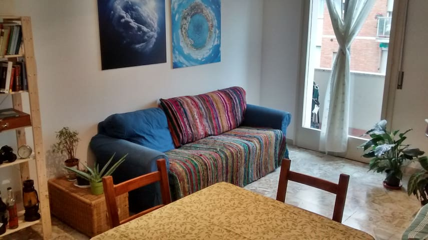 comfortable guest room (no cleaning fee) - Bologna - Apartemen