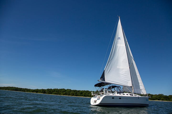 Stay at sea in The Hamptons!