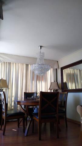 habitación matrimonial + terraza Bed&Breakfast