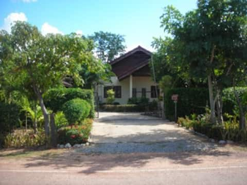 3-Bedroom House + Bungalow