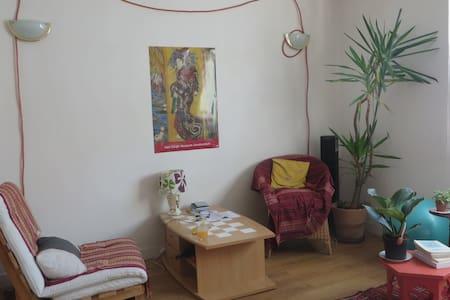 Chambre à Noisy Le Sec, à 15 minutes de Paris.