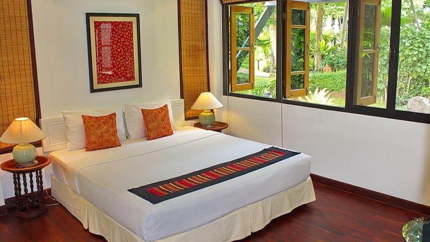 Classic 1BR Kamala Apartment! - Amphoe Kathu - Departamento