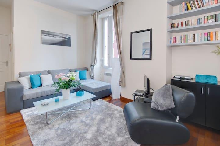 JADE - Beautiful apartment - PORT AREA - Nice - Appartement