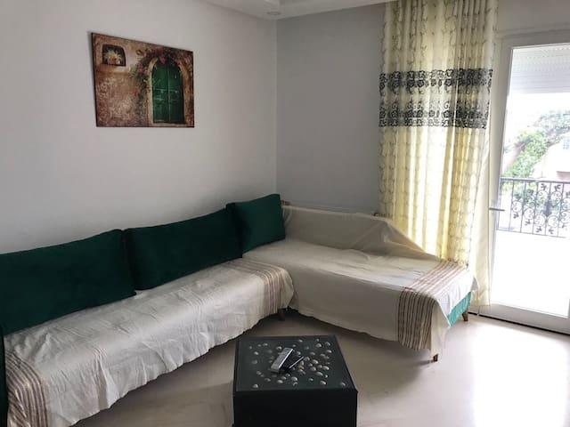 Sehr schöne möblierte Wohnung in Hammamet Zentrum
