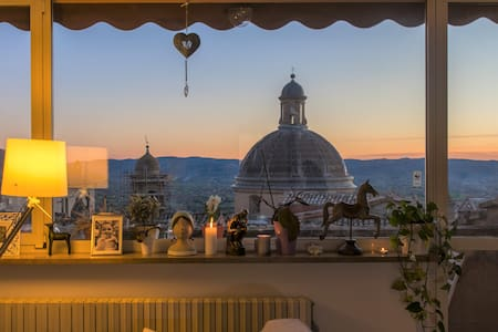 Apartment in the heart of Assisi - Assisi - Appartement