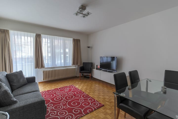 Very nice 2BD flat city center Enge (Wille 1)