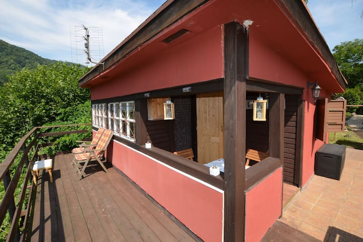 Cozy Holiday Home in Ústí nad Labem with Garden