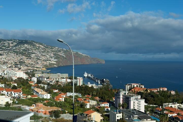 Panoramic apartment
