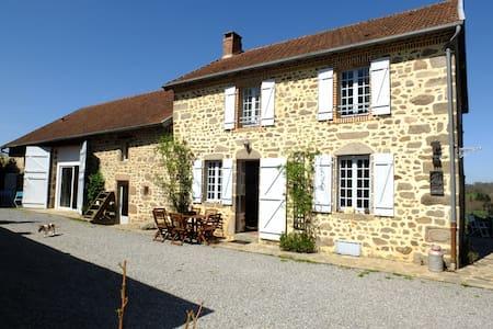 Gîte familial - Saint-Avit-le-Pauvre - Rumah