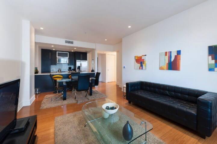 5 Star Luxury Clean Condo Old Port - Montreal - Apartament