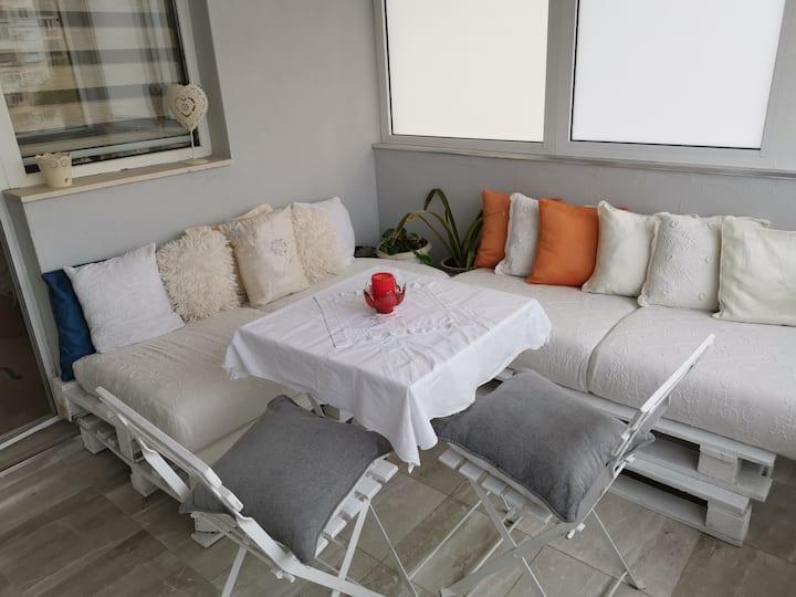 Cozy apartment Zoasta