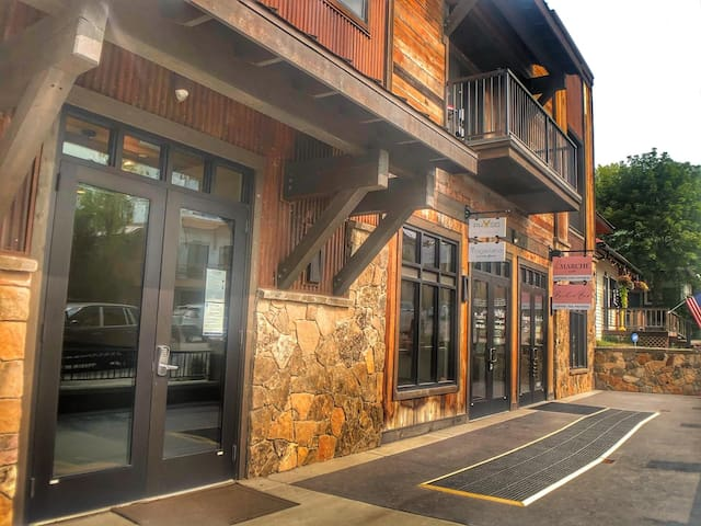 New Listing-First Creek Flat in Downtown Whitefish