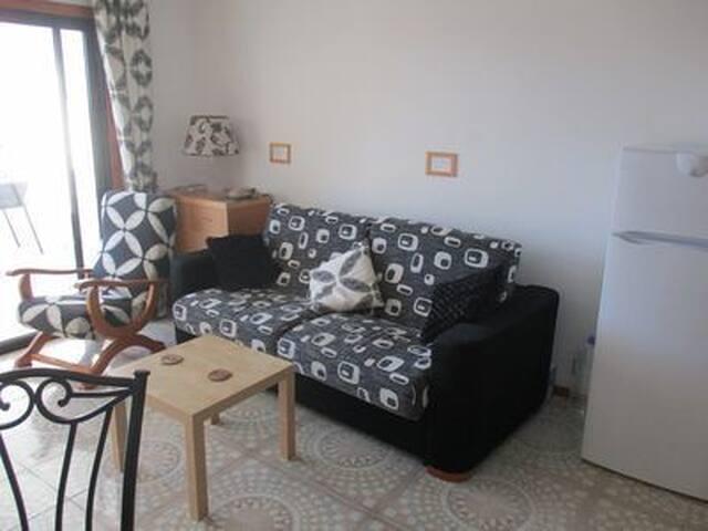 Comfortable sofa lounge area