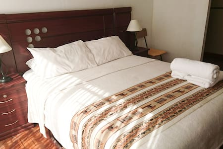 Landscape B&B - Andes: Budget Double Room - La Paz - Bed & Breakfast