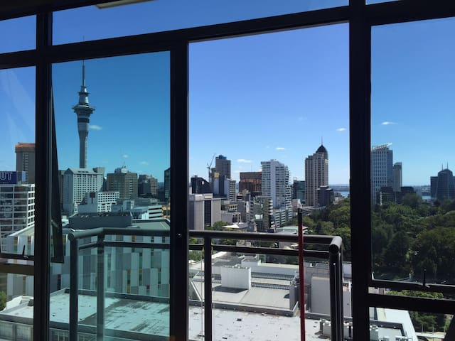 Cosy City Centre Apartment - Auckland - Leilighet