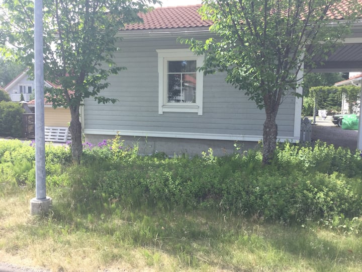 Apartments-studio near of the central of Porvoo