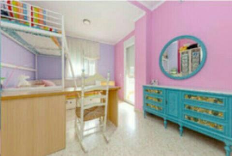 Habitación amplia con ambiente familiar, Lebrija