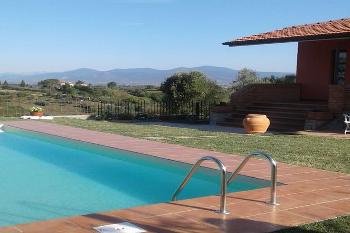 Secluded Holiday Home in Casciana Terme Lari with Pool