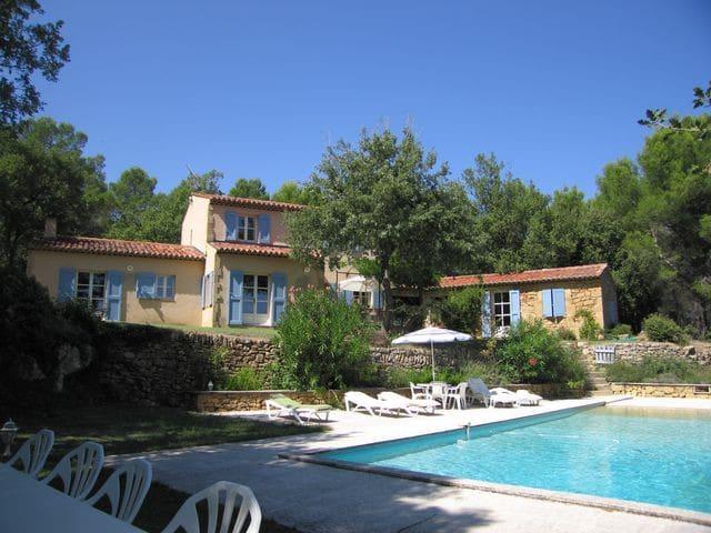 Maison de vacances aix en provence