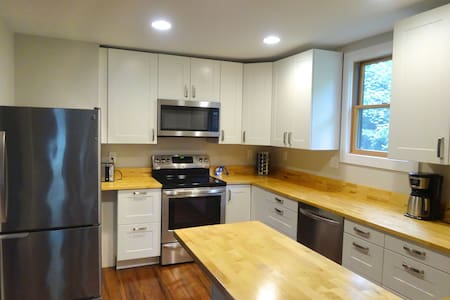 Newly remodeled 3BR, 2BA near ski and bike trails