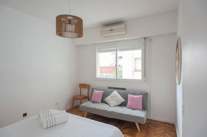 Relaxing 2BR home in Perfect Palermo