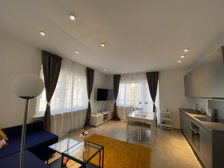 Moderne Apartment in Cologne Center