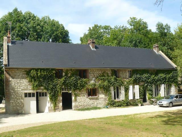 Maison de campagne - Venizy - Дом