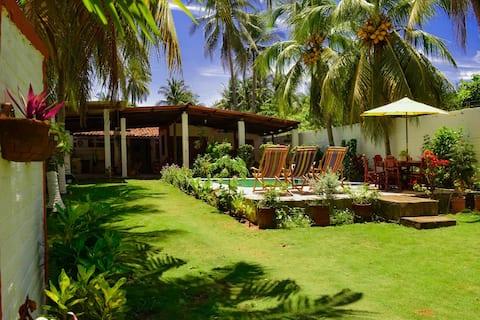 Hidalgo Ranch på Costa Azul Beach