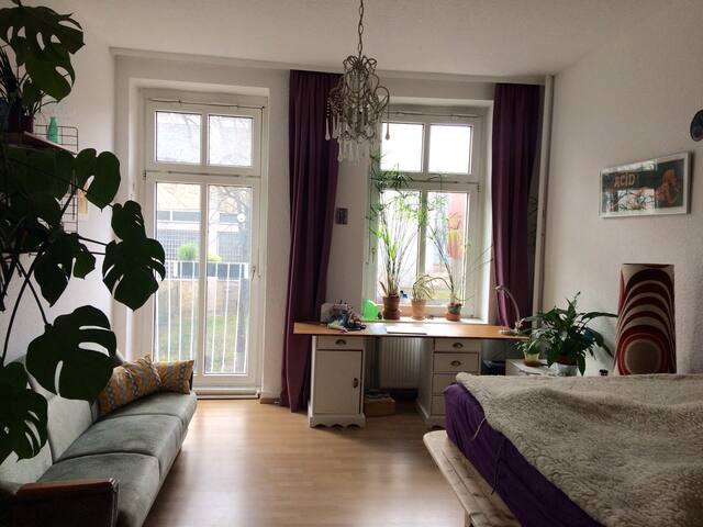 Cozy, bright flat in the middle of Neukölln - Berlin - Apartment