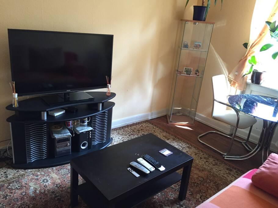 Smart flach TV (Smart flat TV)
