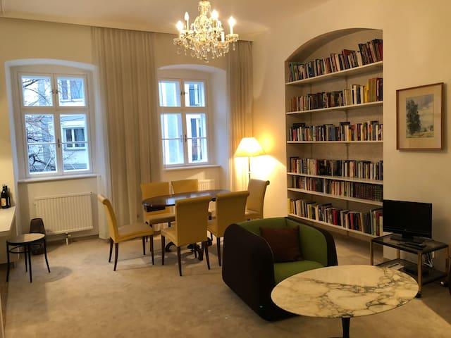 Ruhelage in der Wiener Innenstadt