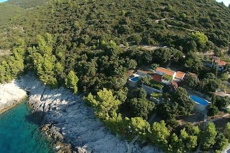 Breathtaking Holiday House ¨Miki¨ - Žrnovo - Hus