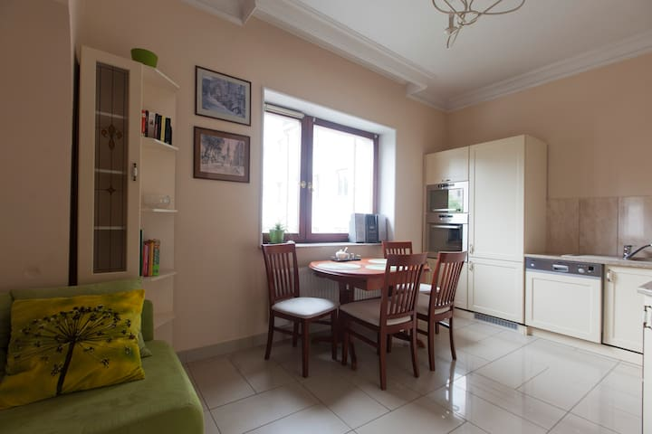Wrocław  Apartament 110 m od Rynku - Breslavia - Apartamento