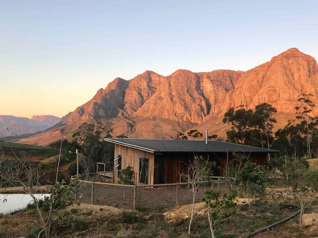 Gorgeous Cabin in the Stellenbosch mountains#
