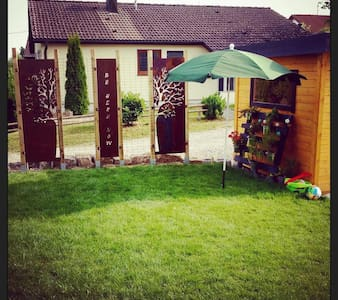 Sonniges Haus am Gehrenberg mit Garten - Oberteuringen