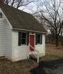 Charming cottage on 1770s historic estate - Glenwood - Talo