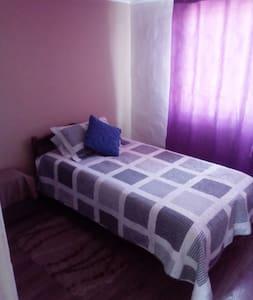 Completo segundo piso con dos dormirio con baño